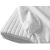 Briljant Baby Waterdichte Molton Hoeslaken 140x200 - Wit