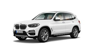 BMW X3 xDrive20d Launch Edition