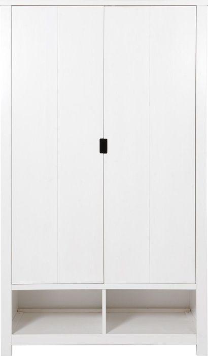 Bopita Hanglegkast 2-Deurs XL Basic Wood, exclusief bakken (meerprijs)
