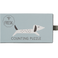 Fresk Puzzle Counting