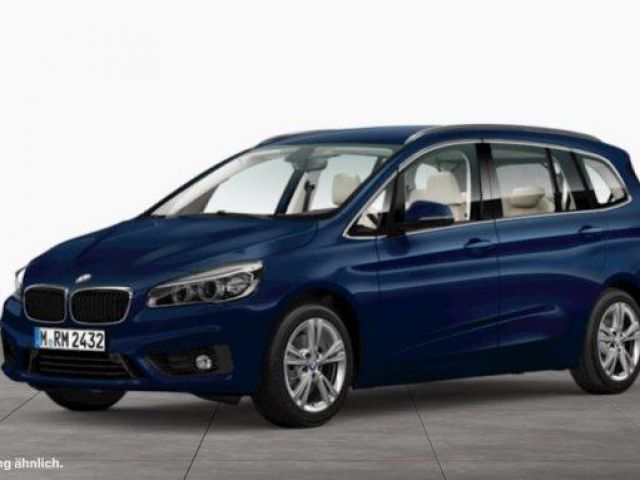 bmw 218 d gran tourer 299 ohneanz advantage 7 sitzer importeren. Black Bedroom Furniture Sets. Home Design Ideas