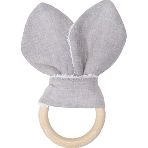 Trixie Bijtring Rabbit - Granit Grey
