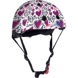 Kiddimoto Helm Special Edition - Love - S