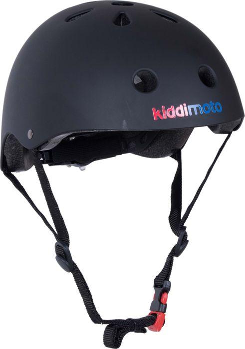 Kiddimoto Helm Mat Zwart S