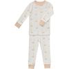 Fresk Pyjama 2-delig Swan Maat 86