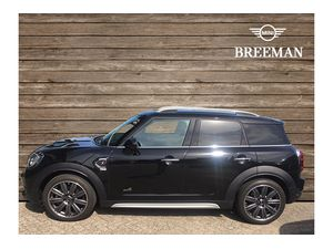 MINI Cooper S ALL 4 Countryman ALL4 Chili Aut.