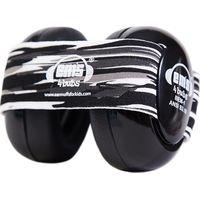 Em's 4 Bubs Black Gehoorbeschermers Black Oyster Pearl
