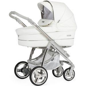 BebeCar Pack Ip-Op XL Kinderwagen - Wit/Wit