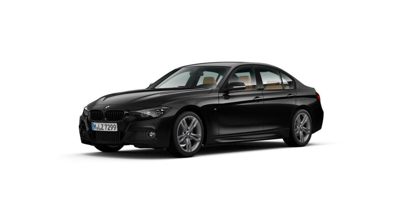 BMW 320i Sedan Edition M Sport Shadow