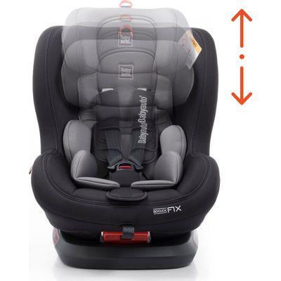 Babyauto Birofix Groep 0+1/2 - Grey