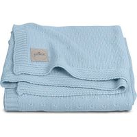 Jollein Deken 75x100cm Soft Knit - Soft Blue