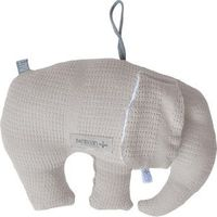 Bamboom Decoratiekussen New Vintage Olifant - Zand