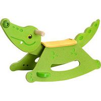 Plan Toys Rocking Alligator Hobbelfiguur