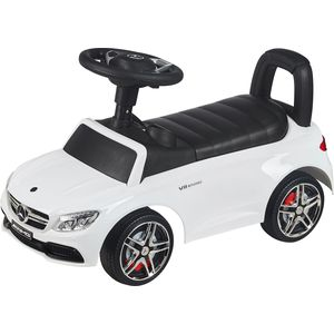 Happy Baby Loopauto Mercedes C63 - Wit