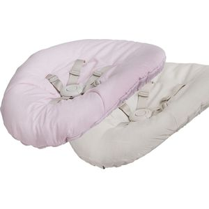 Nomi Relax Matras Palepink/ Sand