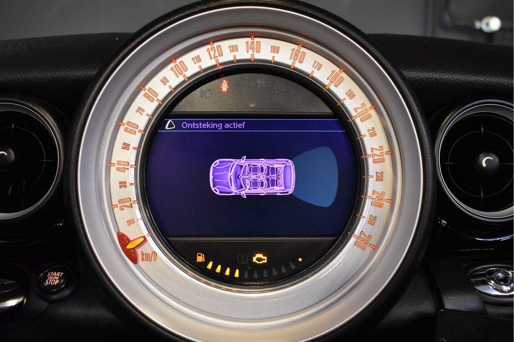 MINI Cooper Cabrio Chili