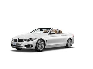 BMW 4 Serie Cabrio 430i High Executive Luxury Line Aut