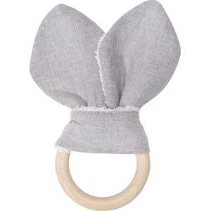 Trixie Bijtring Rabbit - Granit Grey