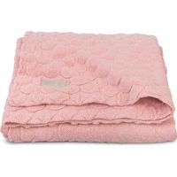 Jollein Deken 100x150cm Fancy Knit - Blush Pink
