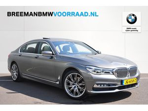 BMW 7 Serie 740Li High Executive Lounge