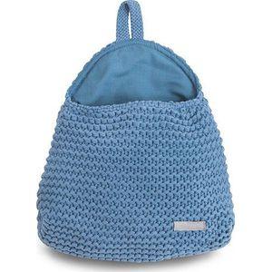 Wandzakje Heavy Knit Blue - Jollein