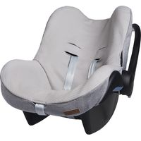 Baby's Only Autostoelhoes Maxi-Cosi 0+ Sparkle - Zilver-Grijs Mêlee