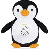Baninni Projector Lamp Penguin - Black