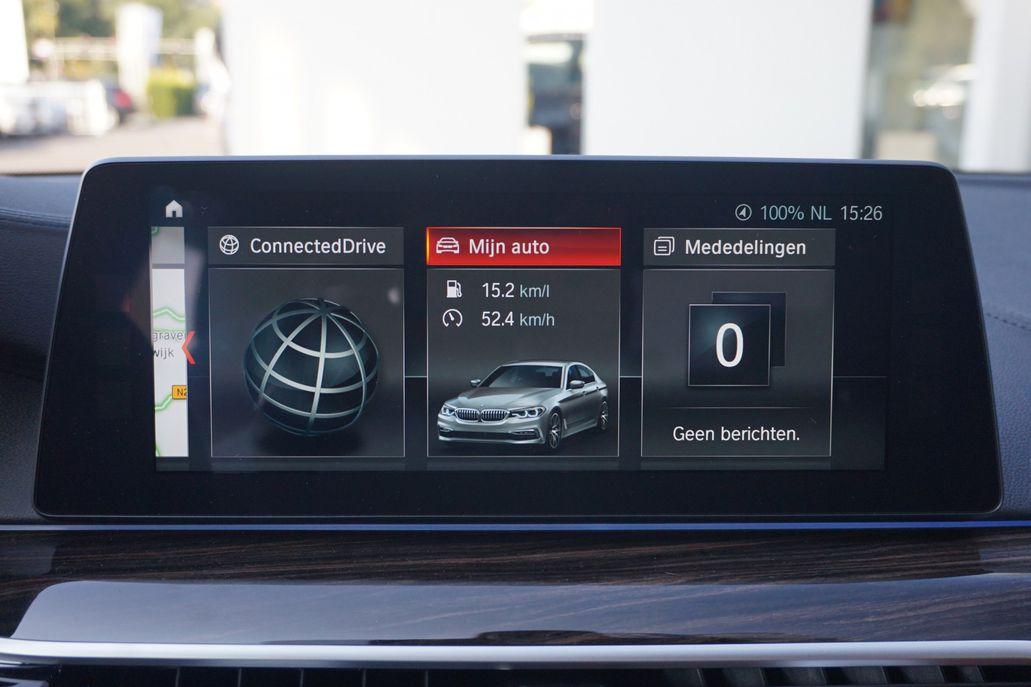 BMW 5 Serie 520d Sedan High Executive Luxury Line Aut.