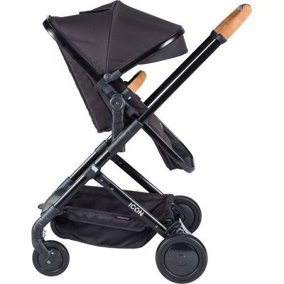 X-Adventure Kinderwagen Icon - Black