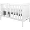 Bopita Combi-Bed 70x140 cm White - Basic Wood BabyFlex