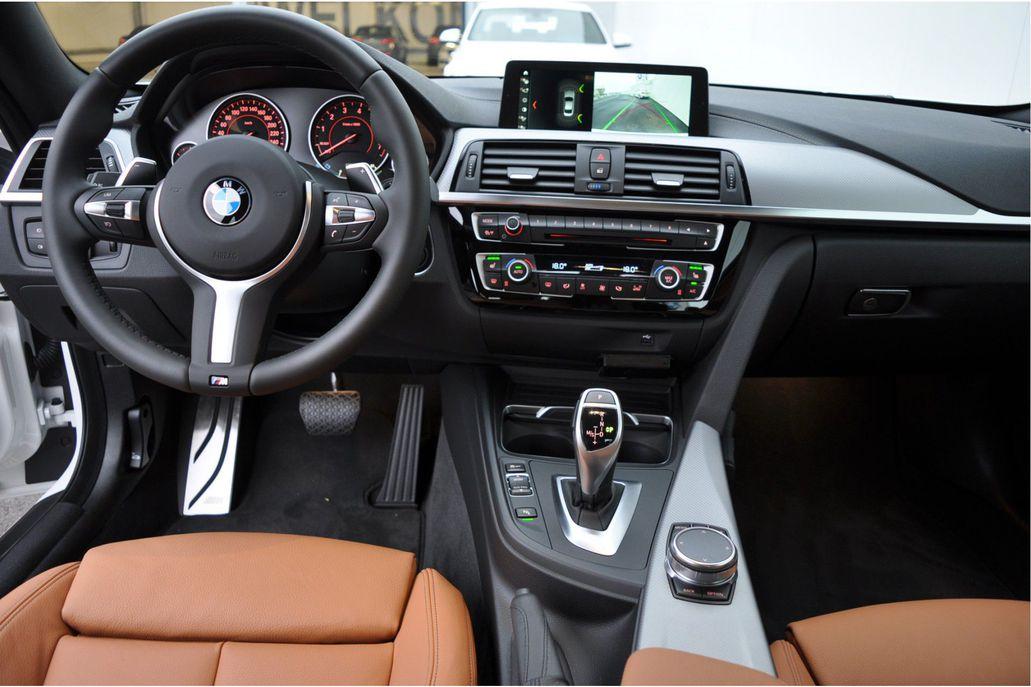 BMW 4 Serie 420i Coupé High Excutive M Sport Aut.