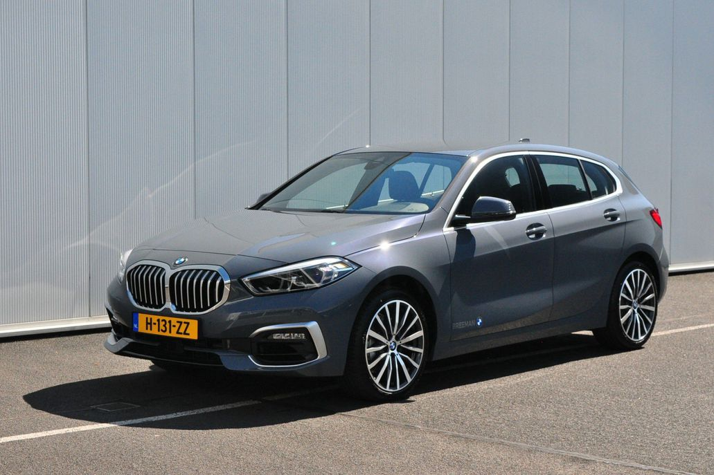 BMW 1 Serie 118i High Executive Luxury Line Aut.