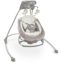 Bright Starts InLighten Cradling Swing & Rocker 2-in-1 - Orson