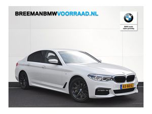 BMW 5 Serie 520d sedan High Executive M Sport Aut.