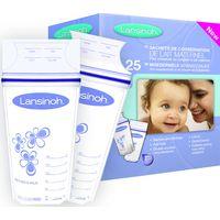 Lansinoh Moedermelk Bewaarzakjes (25 Stuks)