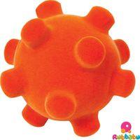 Rubbabu Speelgoedbal - Oranje