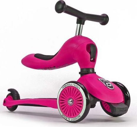 Scoot and Ride Step/Loopfiets - Pink