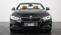 Foto BMW 4 Serie Cabrio 435i High Executive | Head-Up Display | Leder Dashboard | Harman/Kardon | Adapt. LED | NL-Auto | Leder Amarobruin | Air Collar | Stuurwielverwarming | NP. €92.500 | Rijklaarprijs! (20785303-2.jpg)
