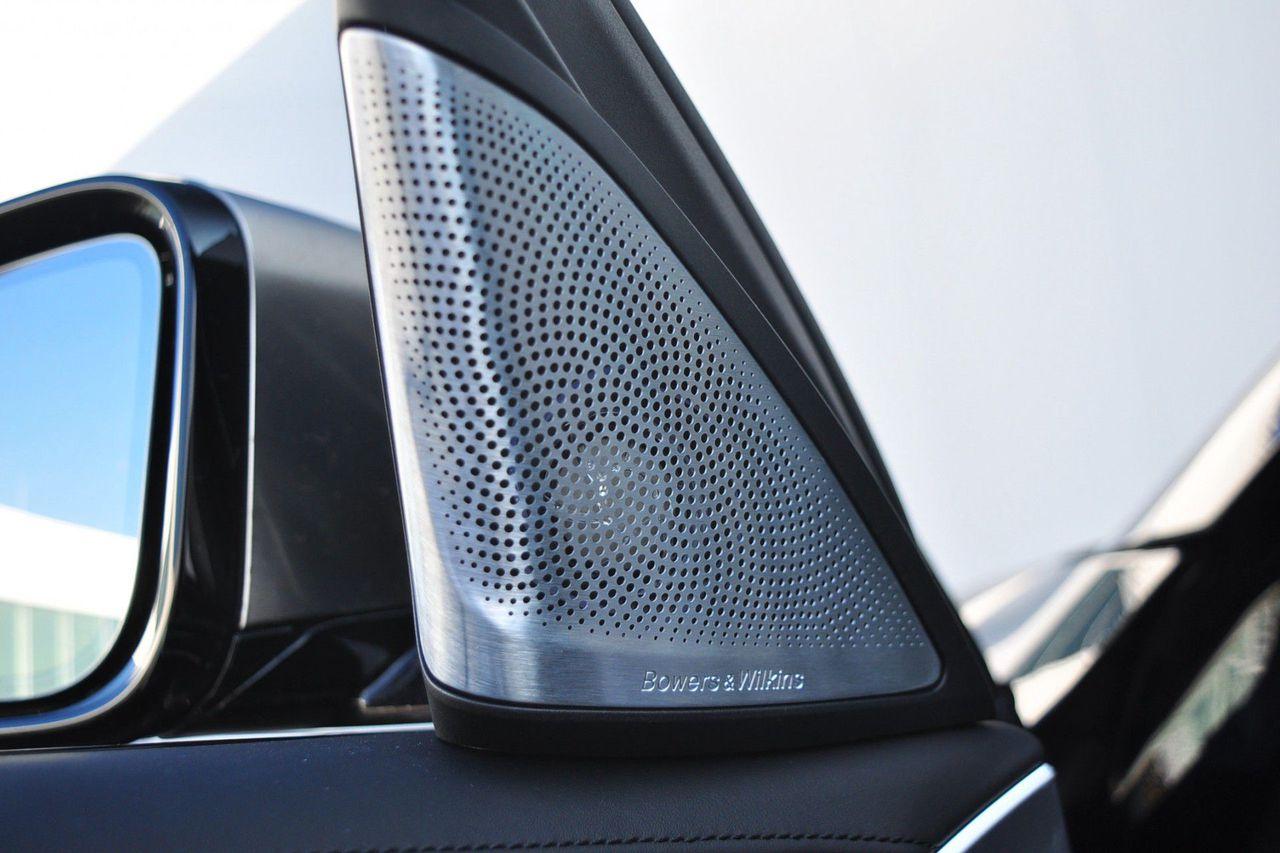 BMW 5 Serie Sedan M550i xDrive High Executive