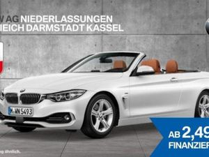 BMW 430 d Cabrio Luxury Line HiFi Navi Bus. Fl.Ass.