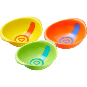 Munchkin White Hot Bowls (Set van 3)