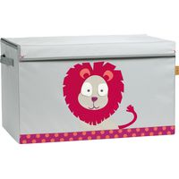 Lässig 4Kids Toy Trunk - Wildlife Lion