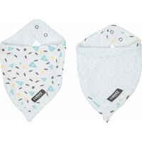 Luma Bandana Slab set -  Shapes Mint