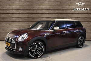 "MINI Cooper Clubman Chili ""Burgundy"""