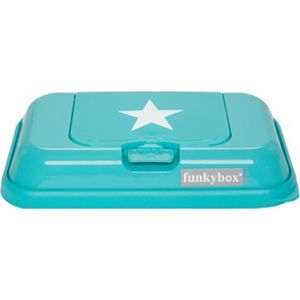 Funkybox TO GO Turquoise Ster