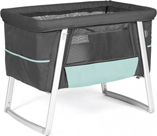 Babyhome Campingbed Air Bassinet - Graphite