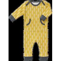 Fresk Pyjama Havre Vintage Yellow 0-3m