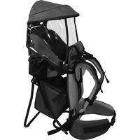 Kekk Backpack Rugdrager - Black