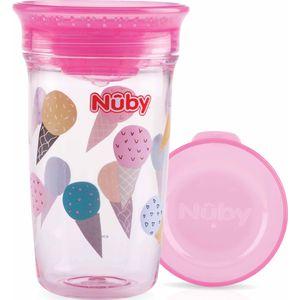 Nuby 360° Wonder Cup 300 ML - Ice Cream