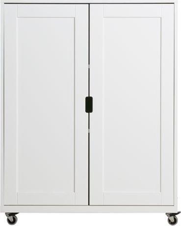 Bopita 2-deurskastje op wielen Medium Mix & Match